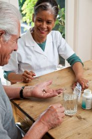 Our caregivers can ensure your parents are taking their medications correctly