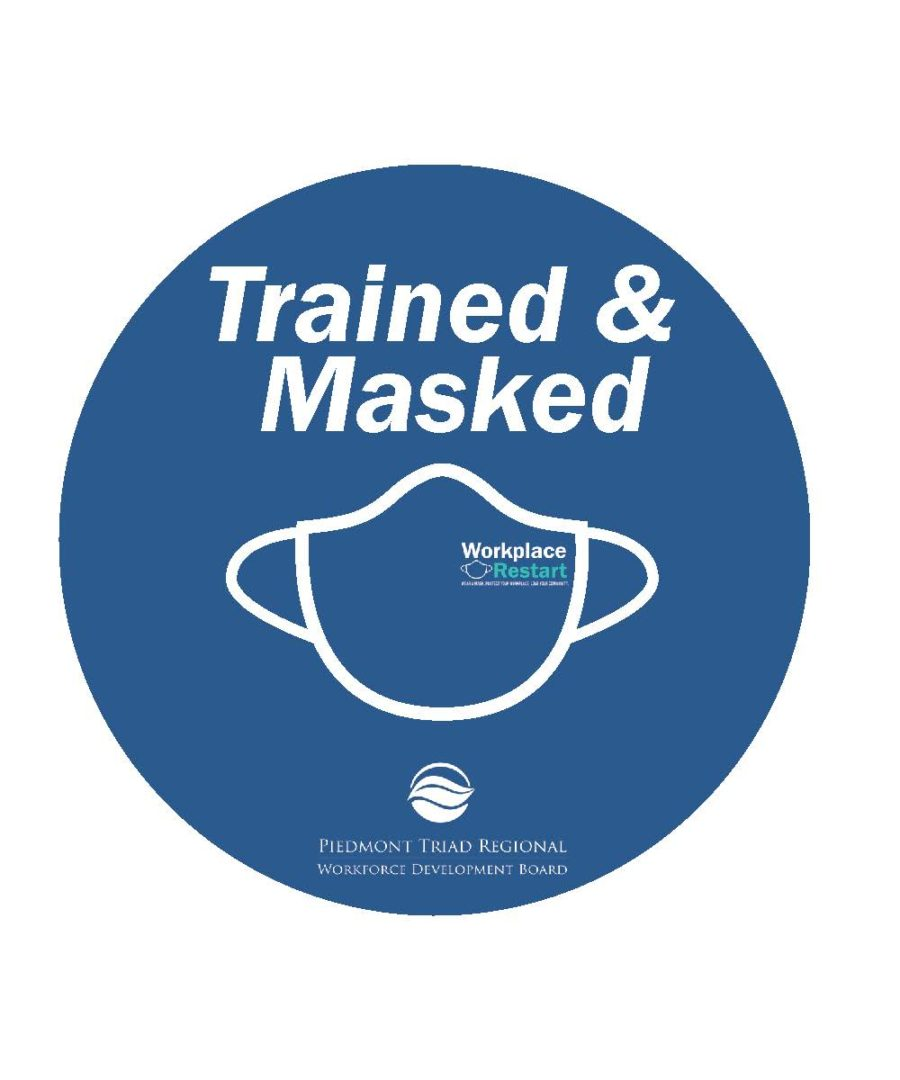 Trained and Masked